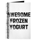 Awesome Frozen Yogurt Journal