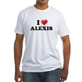 I LOVE ALEXIS SHIRT T-SHIRT A Shirt