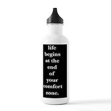 Life Begins Water Bottle