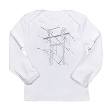 Cute Apprentice Long Sleeve Infant T-Shirt