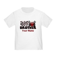 Big Brother Race Car T-Shirt