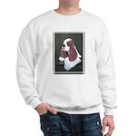 Cocker Spaniel parti colored Sweatshirt