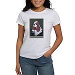 Cocker Spaniel parti colored Women's T-Shirt