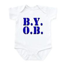 BYOB Infant Bodysuit