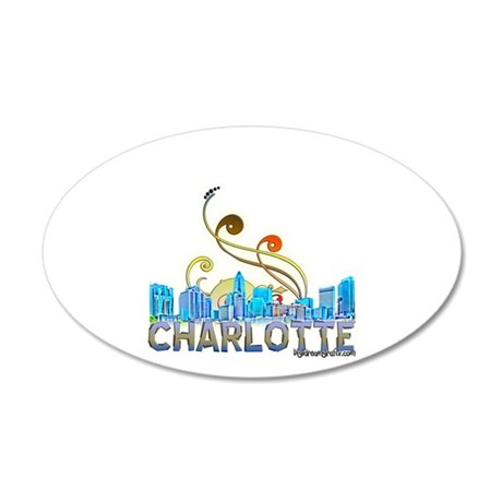 charlotte Wall Decal