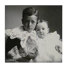 John Kenneth & Katherine Stevens Adirondack Tile
