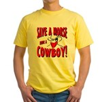 Ride Me Yellow T-Shirt