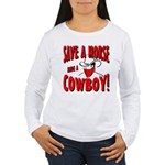 Ride Me Women's Long Sleeve T-Shirt
