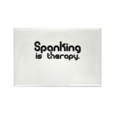 SpkTherapy Rectangle Magnet