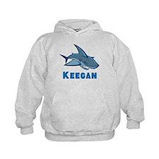 Personalized shark Hoodie