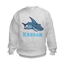 Personalized shark Sweatshirt