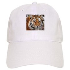 White Tiger Baseball Cap