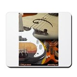 Bass Art 2 Mousepad