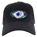 Cyclops Black Baseball Cap