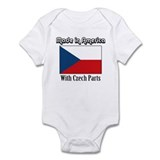 Czech Parts Infant Bodysuit