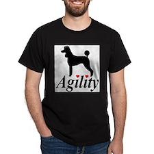 """""""Poodles Love Agility"""" T-Shirt"""