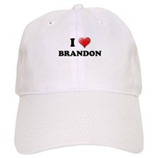 I LOVE BRANDON SHIRT TEE SHIR Baseball Cap