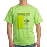 Vatican City Flag Green T-Shirt
