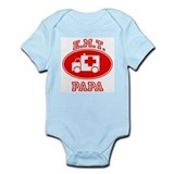 EMT PAPA (Ambulance) Infant Bodysuit