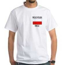 Proud Polish Uncle Shirt