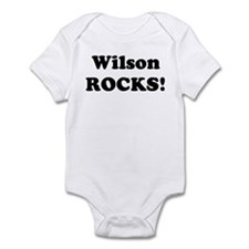 Wilson Rocks! Infant Bodysuit