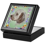 Clumber Spaniel Keepsake Box