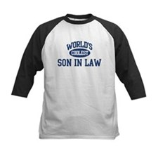 Coolest Son In Law Tee
