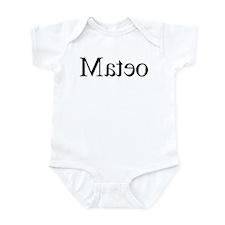 Mateo: Mirror Infant Bodysuit