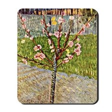 Van Gogh's Almond Tree in Blossom Mousepad