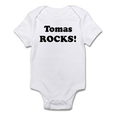 Tomas Rocks! Infant Bodysuit