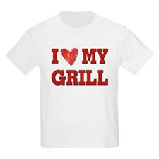 I love my Grill T-Shirt