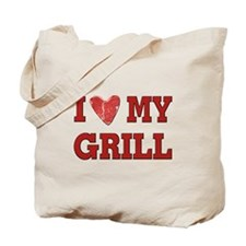 I love my Grill Tote Bag