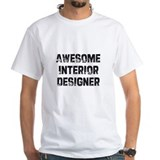 Awesome Interior Designer Shirt