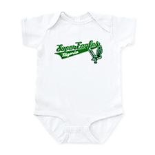 Super Eagles soccer tee Infant Bodysuit