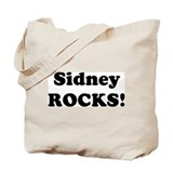 Sidney Rocks! Tote Bag
