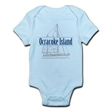 Ocracoke Island - Infant Bodysuit