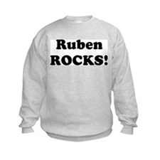 Ruben Rocks! Sweatshirt