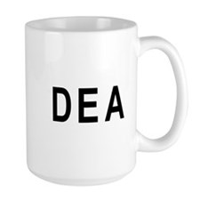 Breaking Bad DEA Coffee Mug