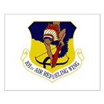 101st ARW Small Poster