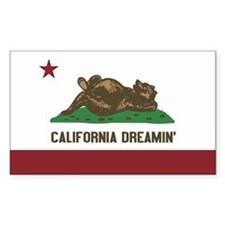 California Dreamin Decal