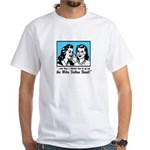 Retro MDB Comic White T-Shirt