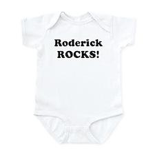 Roderick Rocks! Infant Bodysuit