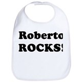 Roberto Rocks! Bib