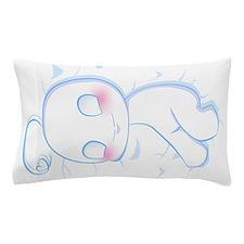 Sup Guy Huggable Pillow Case