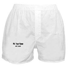 Vintage Mr. Boxer Shorts