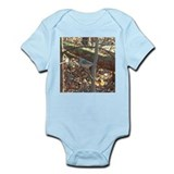 tufted titmouse Infant Bodysuit