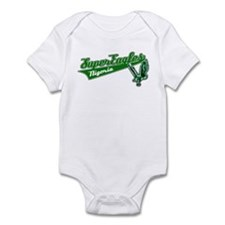 Super Eagles soccer tee Infant Bodysuit