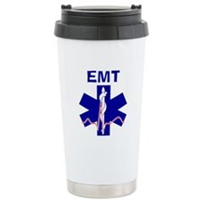 Emergency Medical Technician (EMT) Ceramic Travel