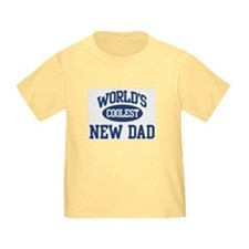 Coolest New Dad T