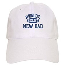 Coolest New Dad Cap